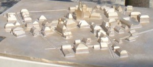maquette oude centrum